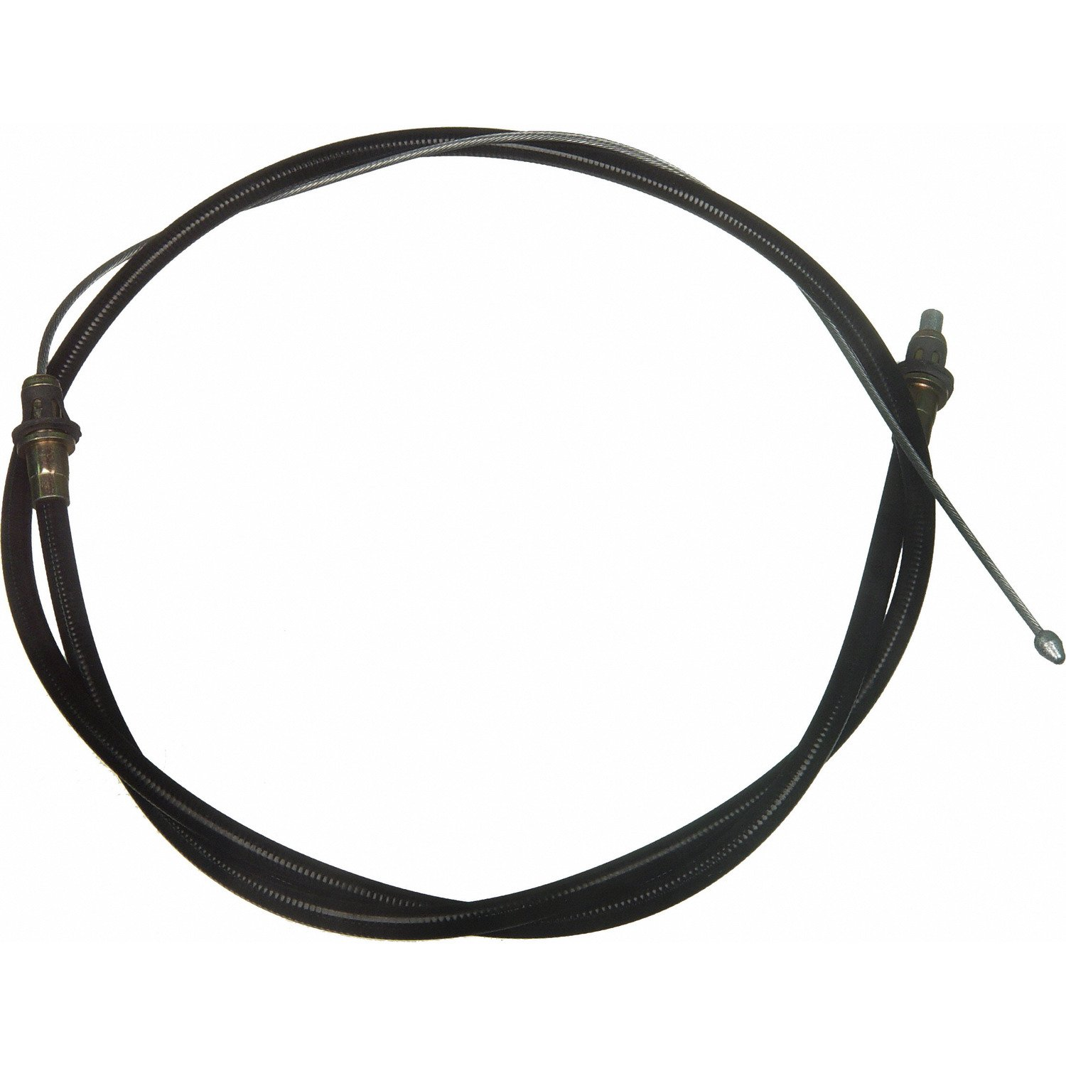 Wagner BC132390 Premium Parking Brake Cable, Rear Left