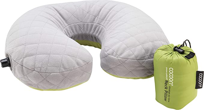 Cocoon Daunen Nackenkissen U-Shaped Down Neck Pillow 38x27x11cm