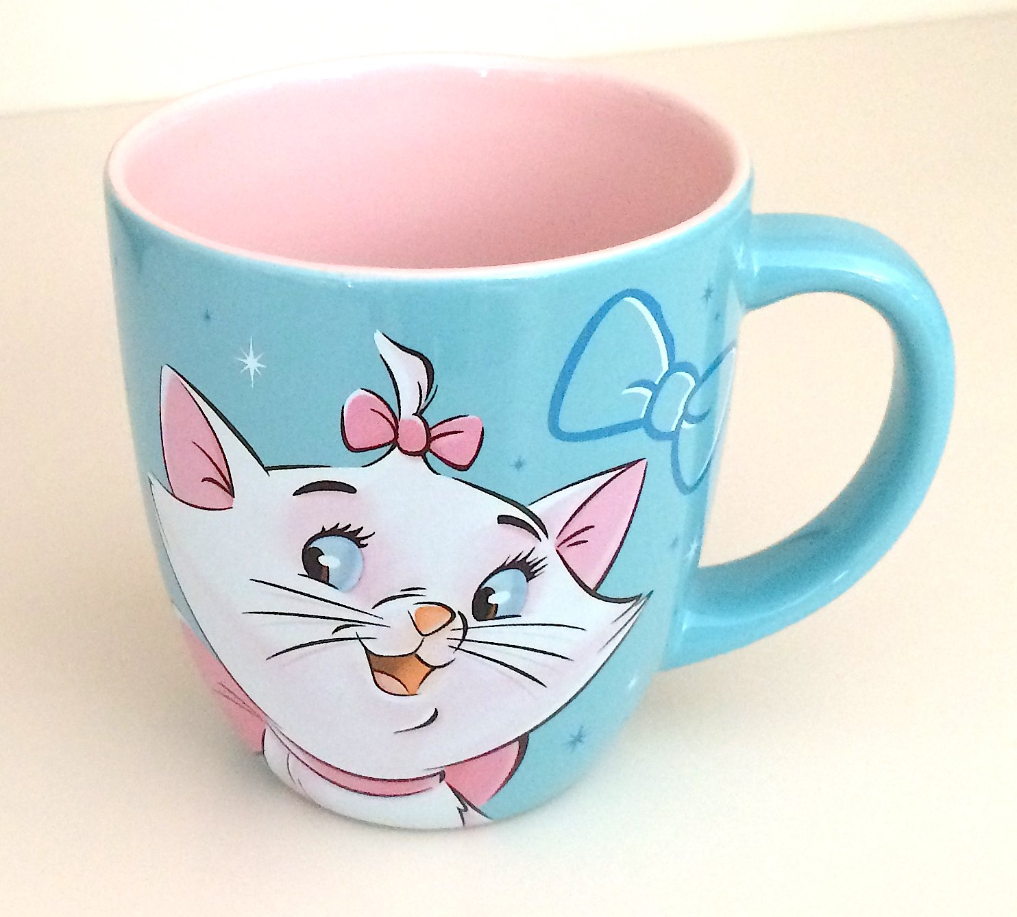 Walt Disney World Parks Marie the Cat Kitten Character Mug NEW Aristocats