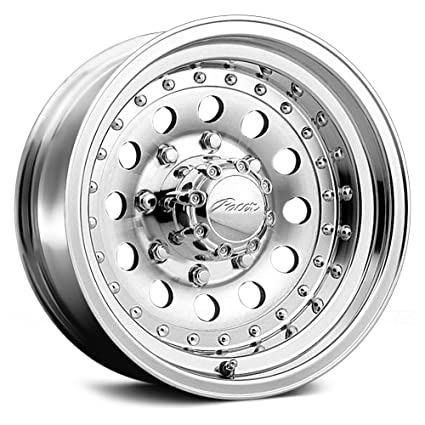 Amazon Com Pacer 162m Aluminum Mod Wheel With Machined Finish 16x7