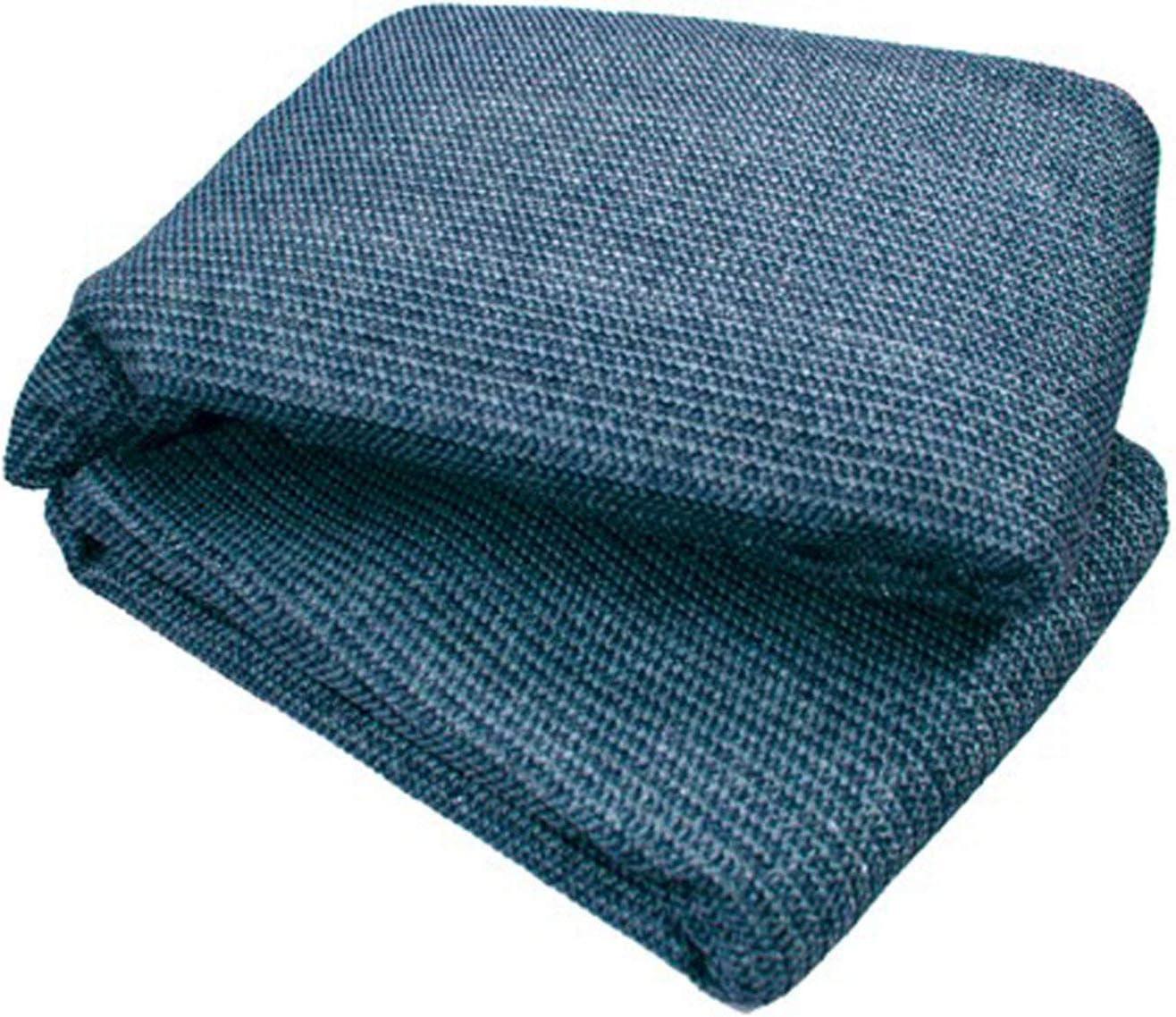 Bleu//gris MP Essentials Tapis de sol tiss/é pour tente et auvent anti-moisissure et r/ésistant aux intemp/éries