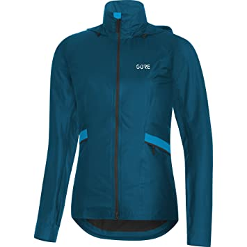 Gore Wear, Mujer, Chaqueta Impermeable con Capucha para Correr, Gore R5 Women Gore-Tex SHAKEDRY Hooded Jacket, 100165: Amazon.es: Deportes y aire libre