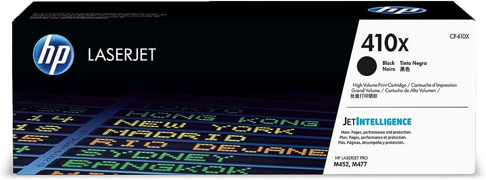 Black High Yield Non-OEM Toner Cartridge For HP LaserJet  MFP M377dw CF410X 410X
