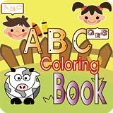 Abc(Alphabet) Coloring Book