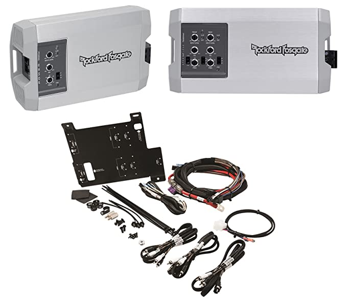amazon com rockford fosgate polaris rzr 2 ch 4 ch amplifiers wire image unavailable