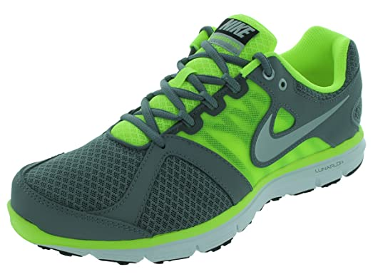 sale retailer 7404b 576bb ... Nike Lunar Forever 2 - Zapatillas de running, Hombre, Gris Plateado  Verde ...