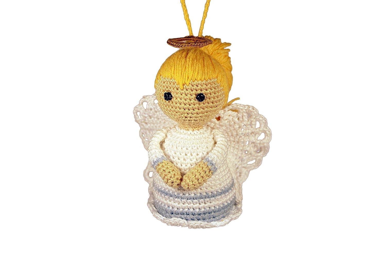 Lovely Angel crochet pattern - Amigurumi Today | 1004x1500