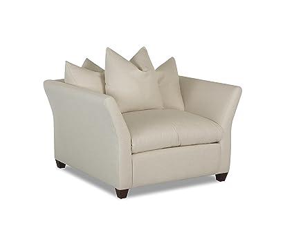 Klaussner Fifi Chair, Natural