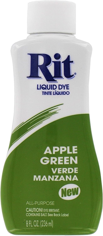 Rit 88450 8 Oz Apple Green Liquid Dye