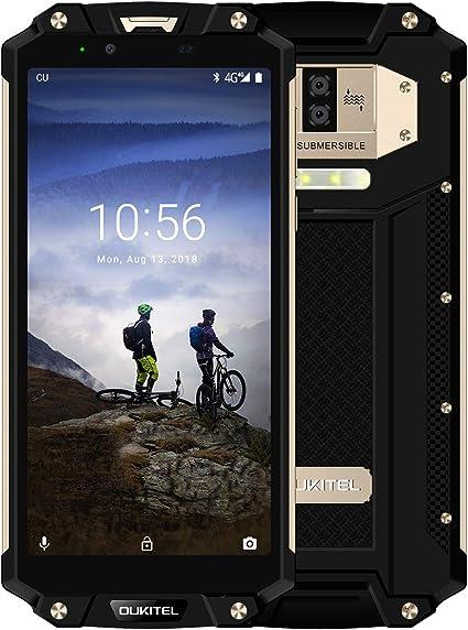 Smartphone offerta, OUKITEL WP2 10000mAh Teléfono Moviles Libres ...