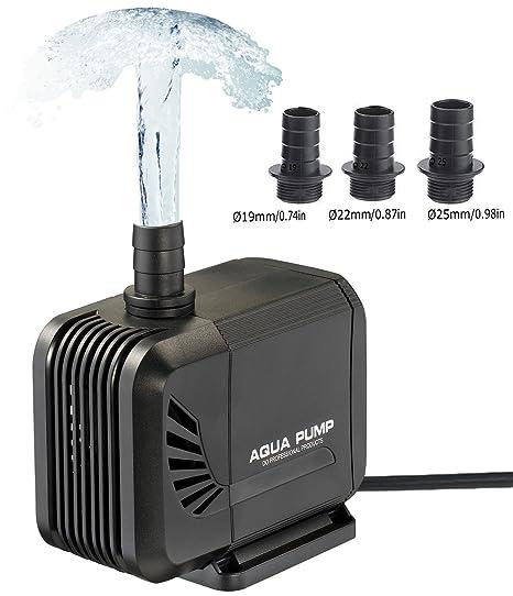 Amazon Com Magicyoyo Powerful Submersible Water Pump 660 Gph