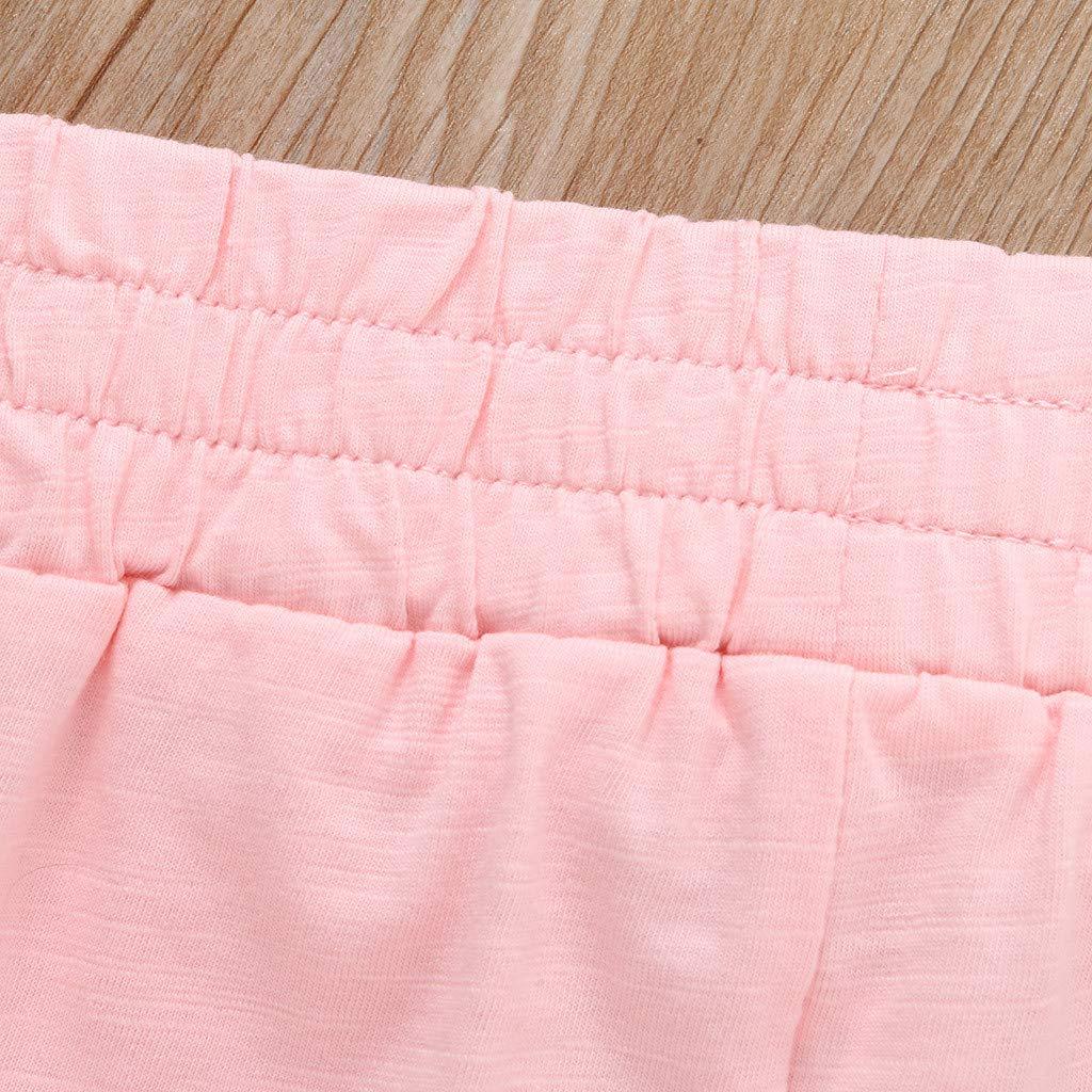 TUDUZ Conjuntos Unisex Beb/é Manga Larga S/ólido Camisa con Capucha Pantalones Pijama Reci/én Nacido Ropa Oto/ño