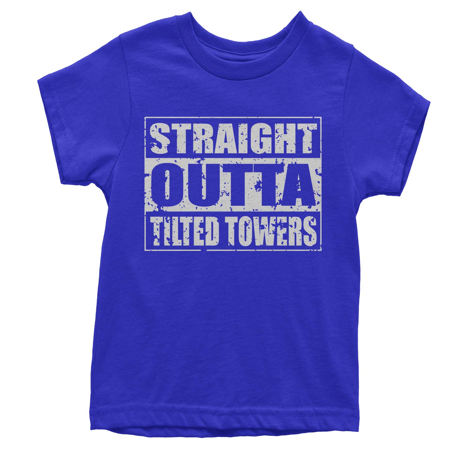 Motivated Culture Straight Outta Tilted Towers Youth T-Shirt