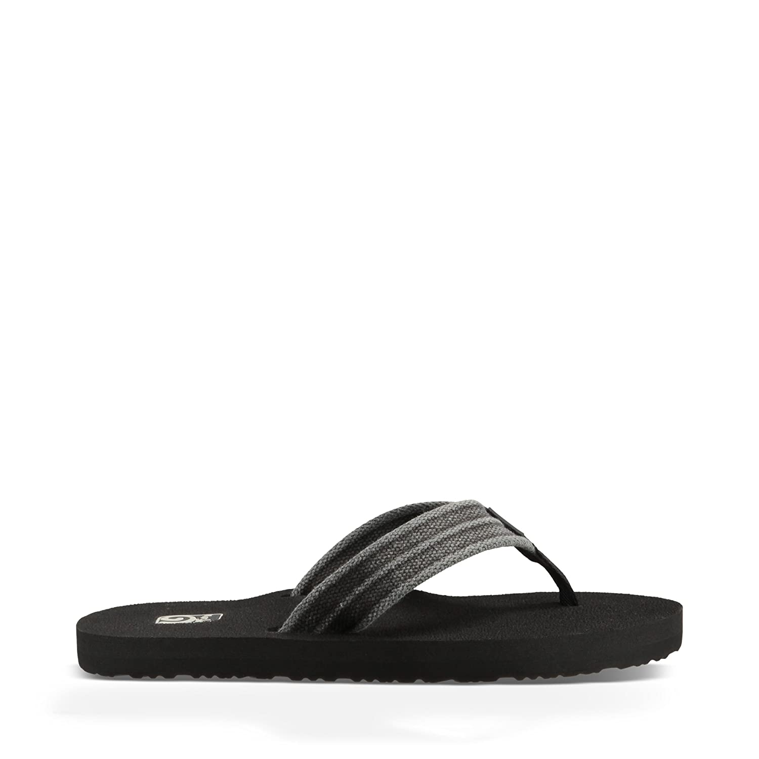 Teva Men's Mush II Canvas Flip-Flop Mush II Canvas M-M