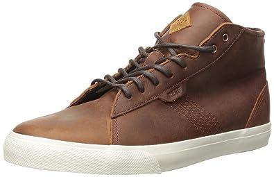 14394a1266 Reef Men s Ridge Mid Lux Fashion Sneaker  Amazon.co.uk  Shoes   Bags