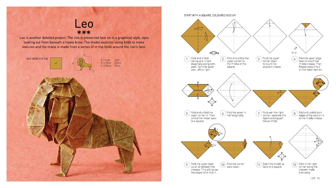 Amazon Perfectly Mindful Origami Origami Zodiac East And West