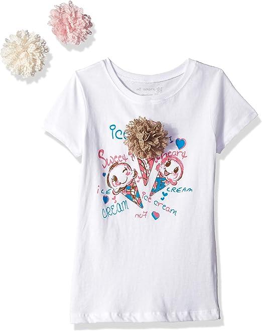 Mi Amore Gigi Little Girls Ice Cream Interchangeable Top
