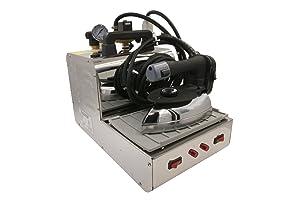 Silver Star Model SB-250 Professional 2/3-Gallon Steam Boiler Iron & Ironing Station