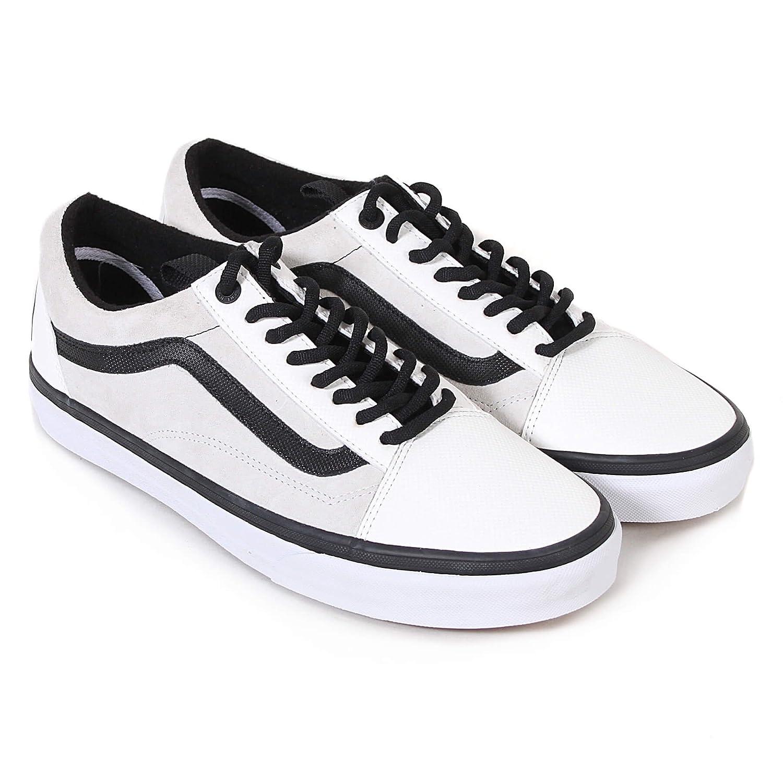 9289aa36874 Vans Vault x The North Face Men s Old Skool (MTE) DX Trainer White   Black- White-11 Size 11  Amazon.it  Scarpe e borse