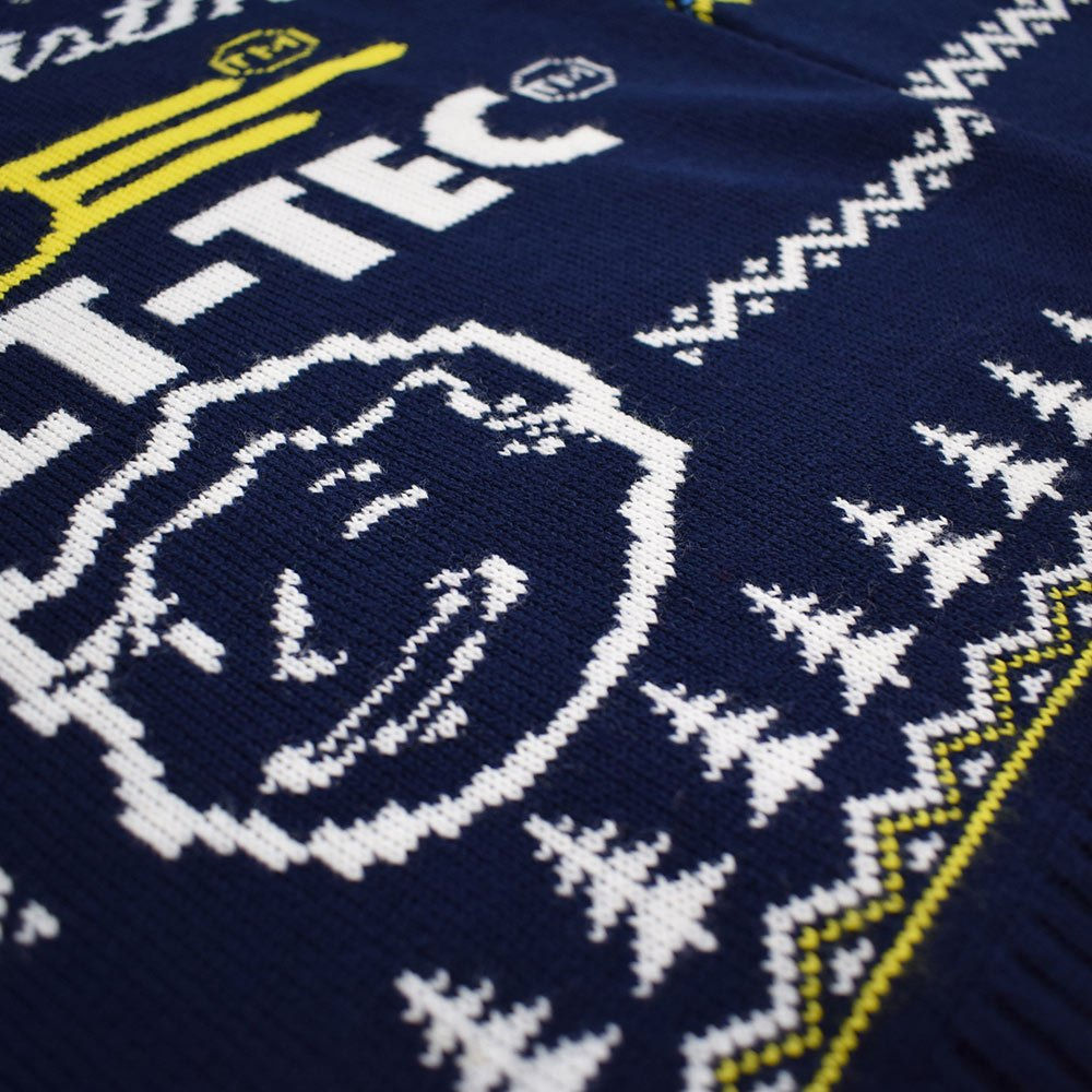 Fallout Official 4 Vault Tec Ugly Christmas Sweater at Amazon Men\'s ...