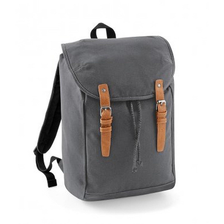 Amazon.com: Quadra Vintage Rucksack/Backpack (Pack of 2) (One Size) (Burgundy): Clothing