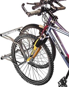 Mottez - Aparcabicicletas (2 Bicicletas, 2 Niveles): Amazon.es: Deportes y aire libre