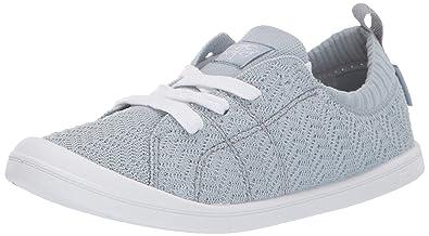 40db7823198e5 Roxy Women's Bayshore Knit Sneaker Shoe