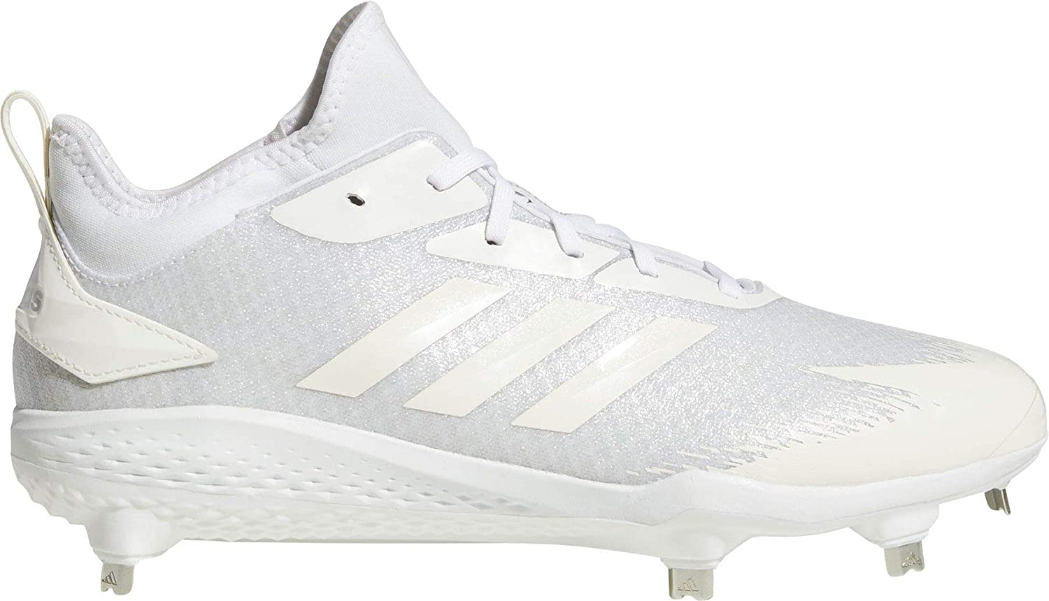 4565f06a53279 Amazon.com  adidas Men s Adizero Afterburner V Dipped Metal Baseball Cleats   Sports   Outdoors