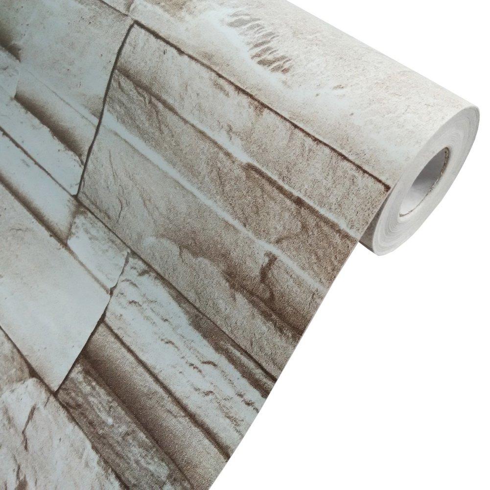 Brick Pattern - Self-Adhesive Wallpaper Home Decor(Sample) Blancho Bedding