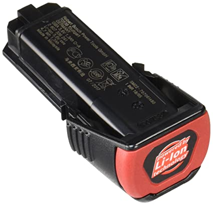 Bosch GBA 3.6 V 1.3 Ah Professional - Batería Recta de Litio