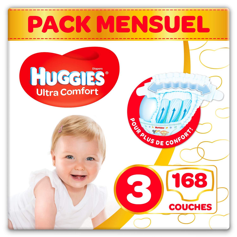 Huggies Nappies Ultra Comfort Baby