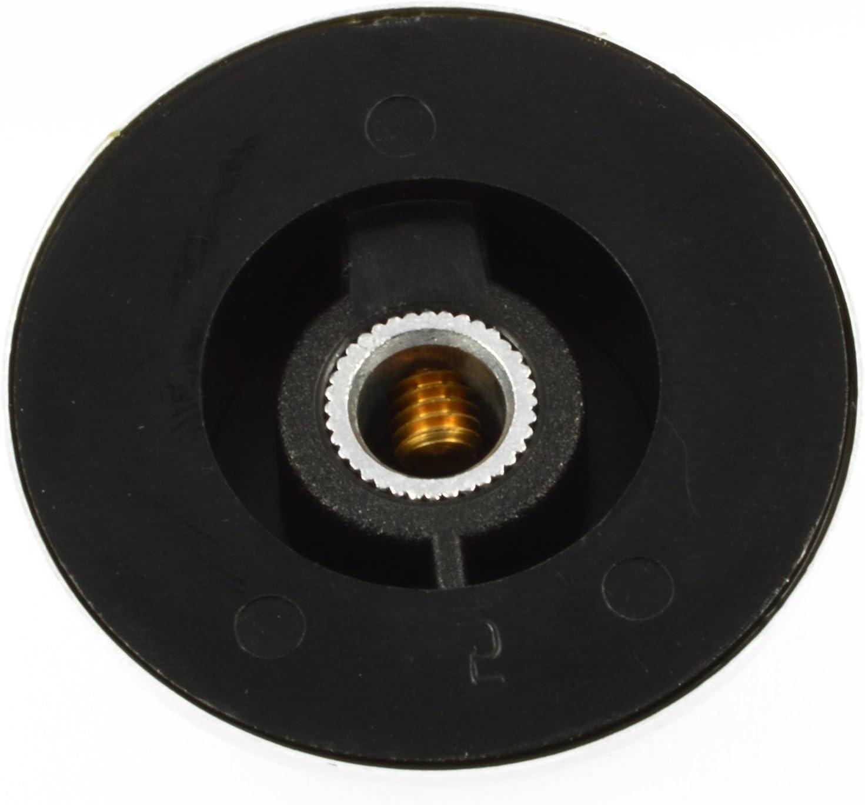 37mm ALLUMINIO INTARSIO calibrato Manopola di controllo