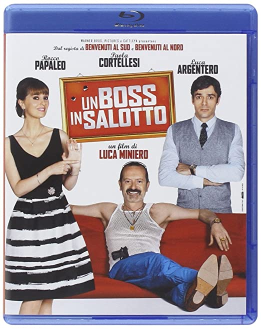 A Boss In The Living Room 2014 Un Boss In Salotto Blu Ray Reg A B C Import Italy Angela Finocchiaro Paola Cortellesi Rocco Papaleo Luca Argentero Ale Franz Massimo