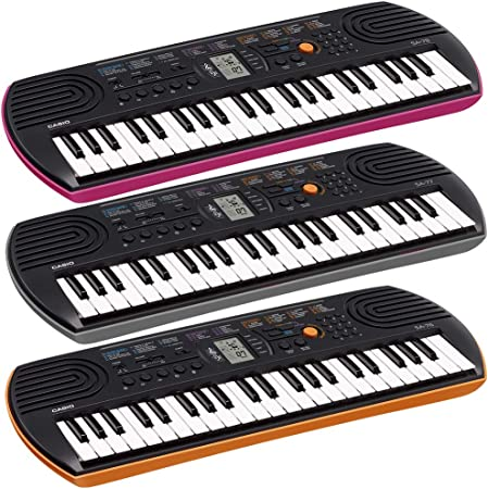 Casio SA-77 44-Key Portable Keyboard