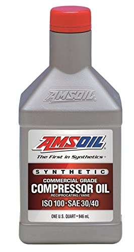 Amsoil Synthetic Air Compressor Oil ISO-100