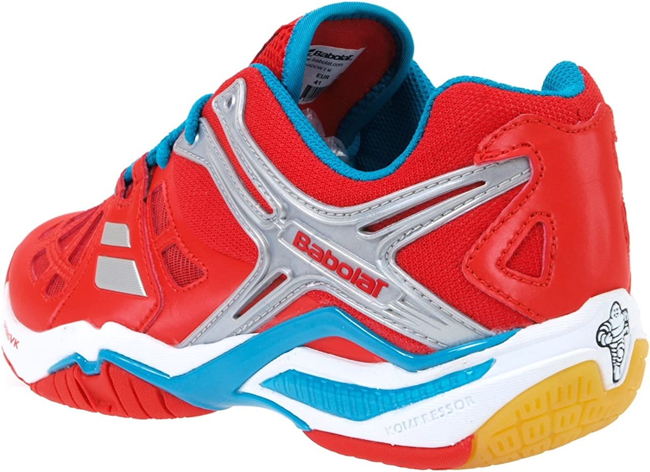Amazon.com | Babolat Shadow 2 Mens Indoor Court Shoe for ...