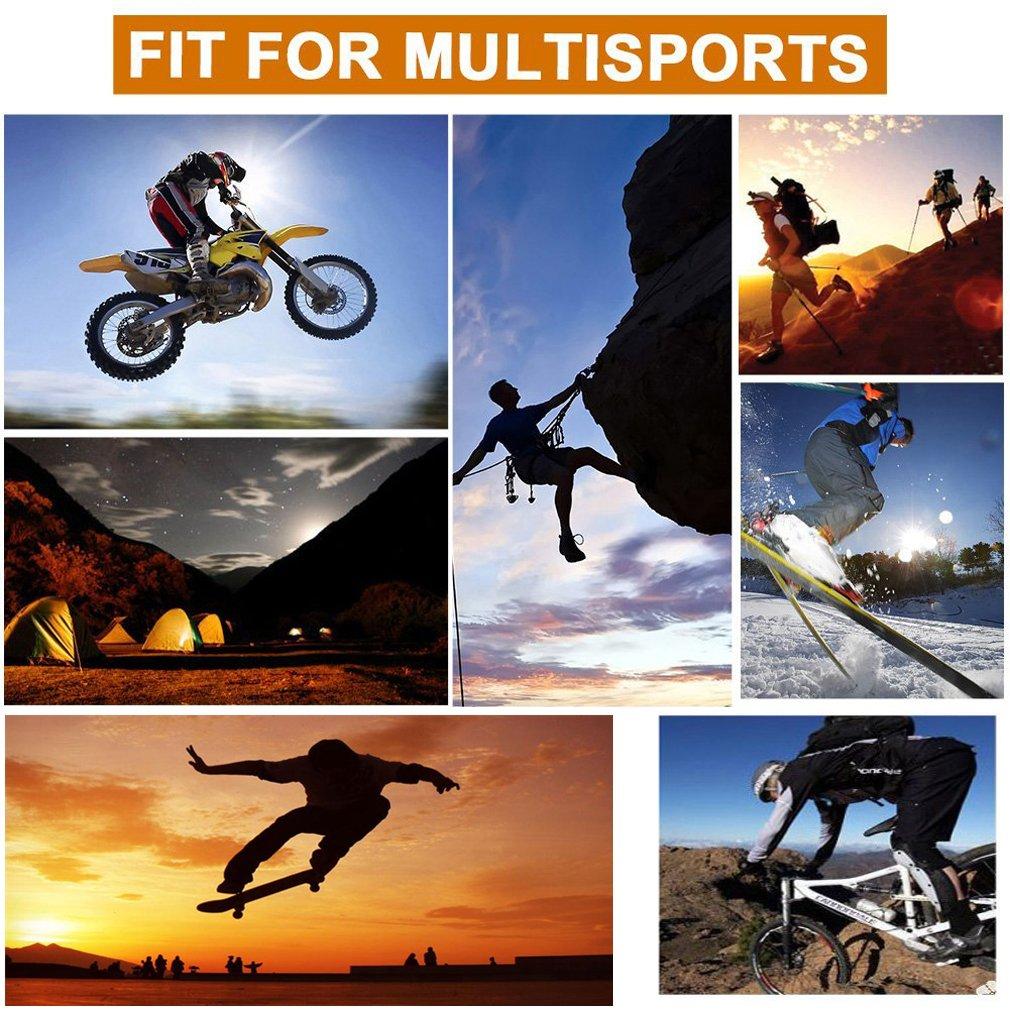 pour Homme D/É,ales pour Le Camping,la Randonn/É,e AOHAN Mitaines de Sports dExt /É,Rieur Le Cyclisme Le Cross