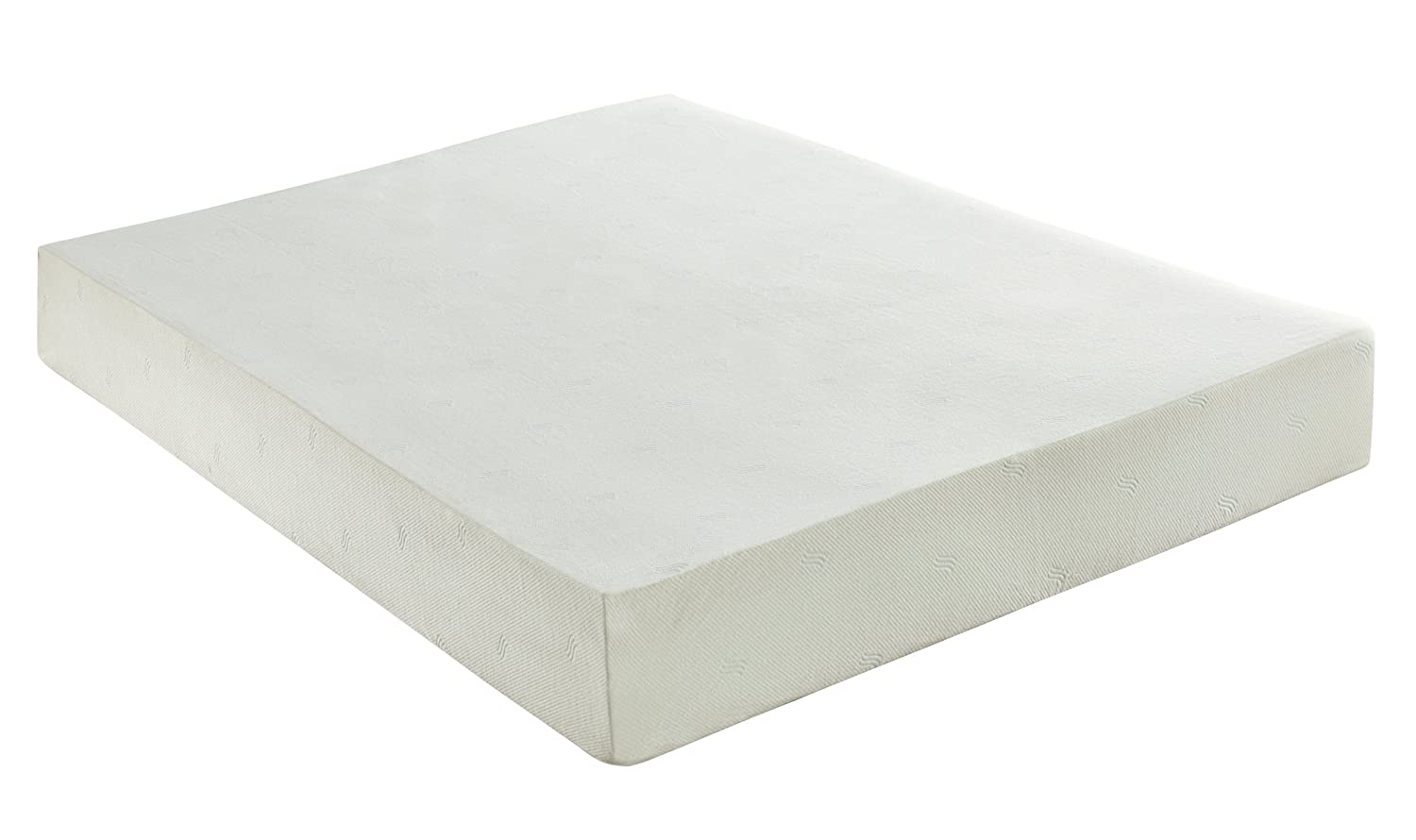 amazon com sleep innovations 8 inch suretemp memory foam mattress