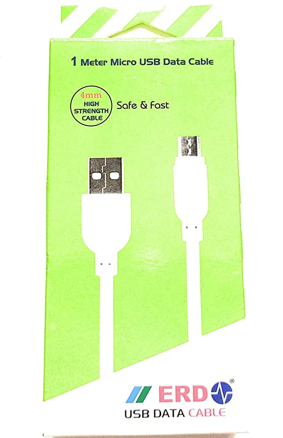 ERD USB Data Cable for All Smartphones UC 21