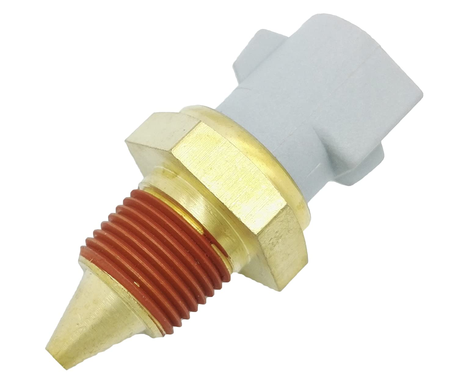 Engine Coolant Temperature Sensor for Ford E350 F250 Escort Mercury Mazda Lincoln Okay Motor Products