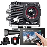 AKASO Sports EK7000 PRO Sports Camera/Action Cam 4K WiFi helmcamera/onderwatercamera met touchscreen, instelbare…