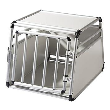 EUGAD Transportín de Aluminio para Perros Gatos Mascotas ...
