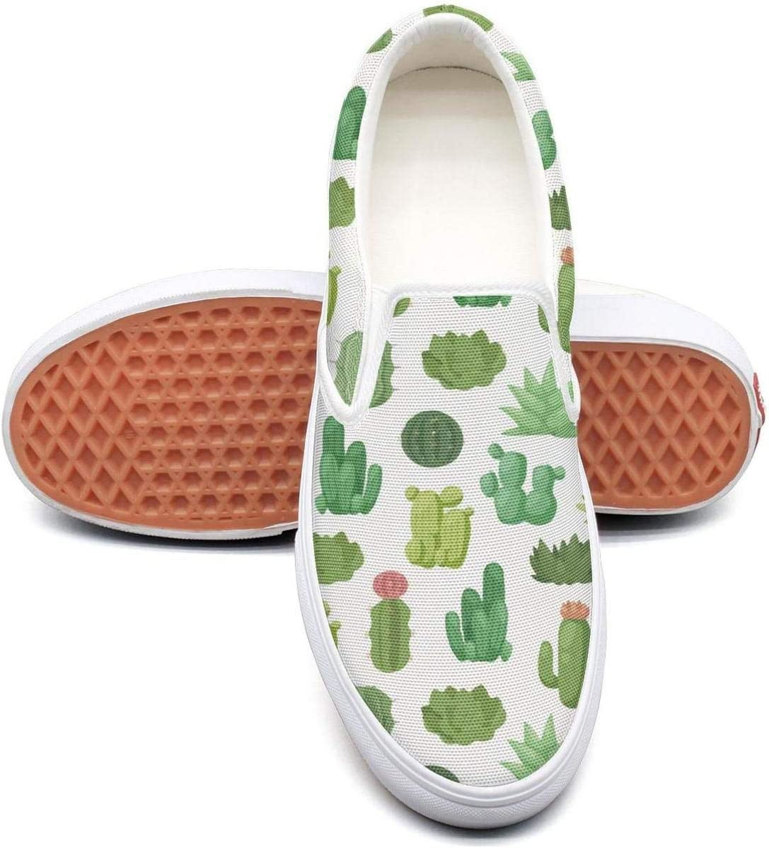 Casual Shoes Laces Low Canvas Slip on
