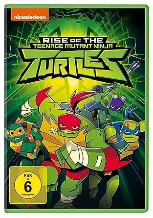 Aufstieg der Teenage Mutant Ninja Turtles Alemania DVD ...