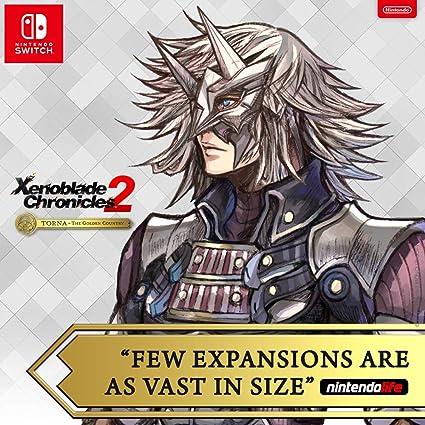 Xenoblade Chronicles 2: Torna- The Golden Country - Nintendo Switch [Importación inglesa]: Amazon.es: Videojuegos