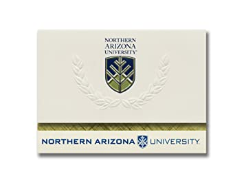 amazon com signature announcements northern arizona university