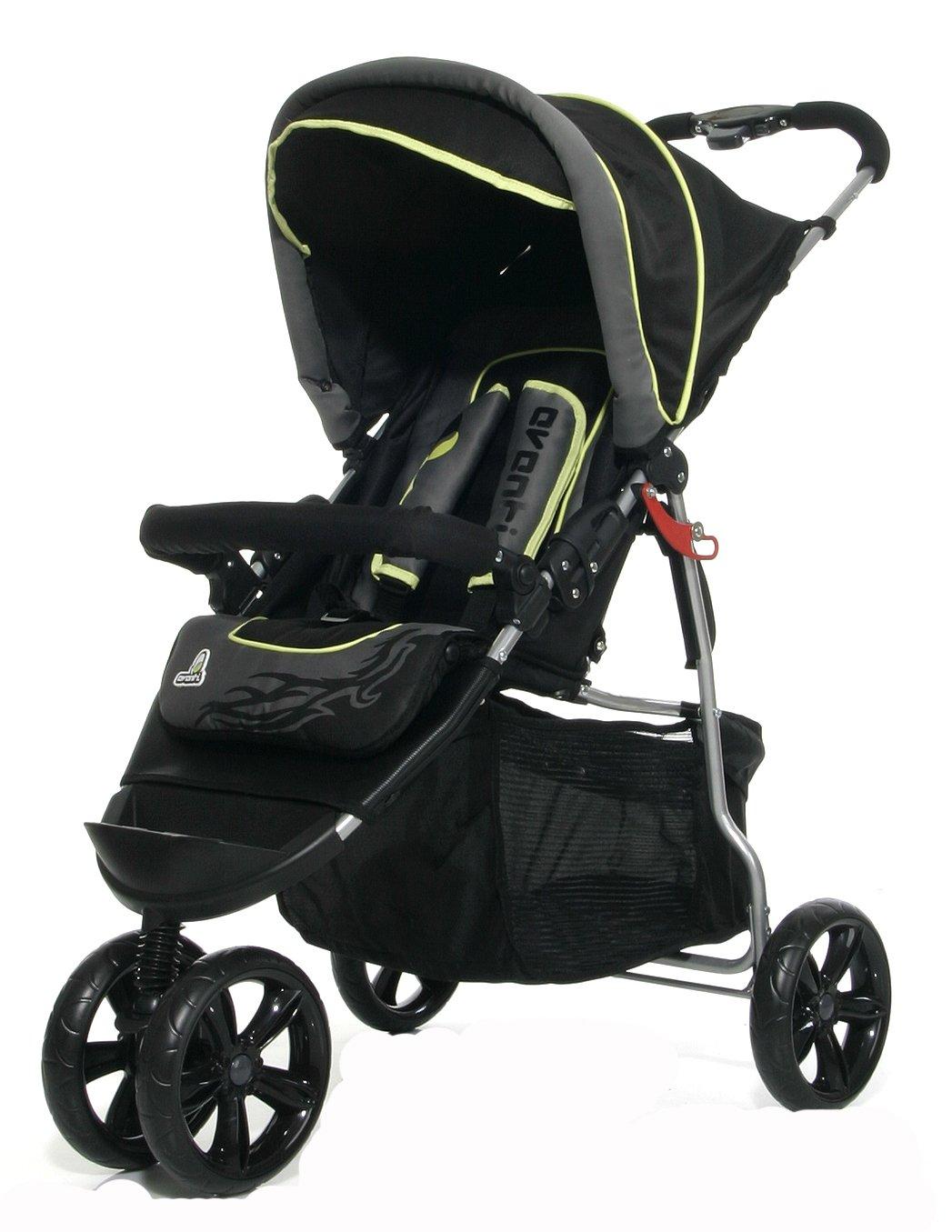 Avanti 3374821 - Silla de paseo deportiva: Amazon.es: Bebé