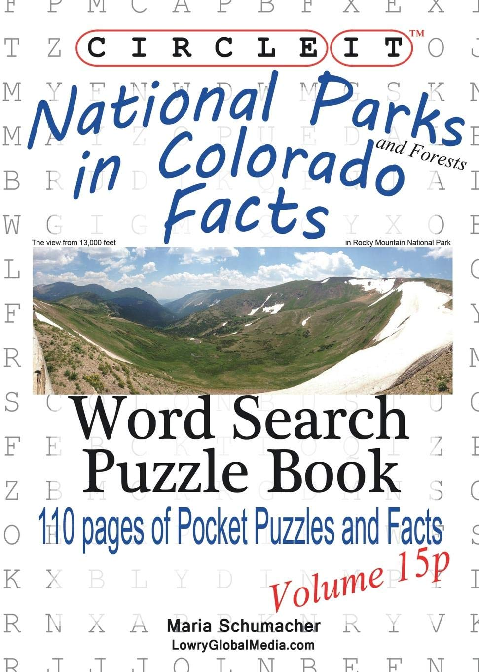 Circle It, National Parks and Forests in Colorado Facts, Pocket Size, Word Search, Puzzle Book pdf