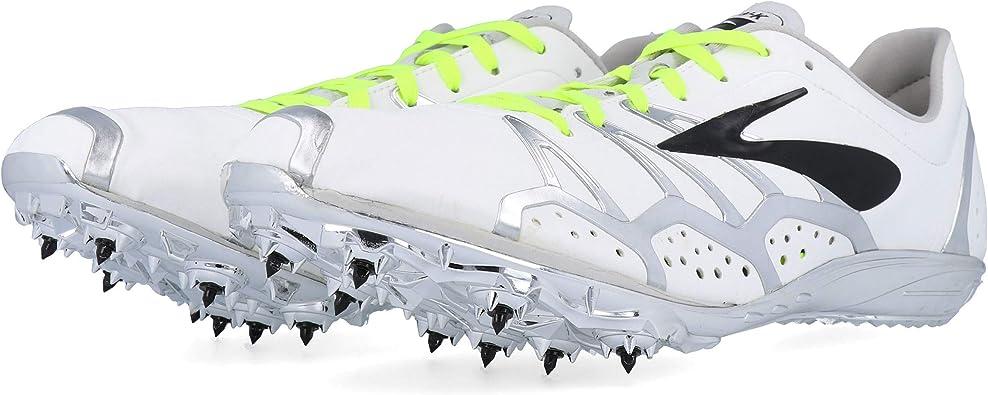 Brooks 2 Qw-k Zapatilla De Correr con Clavos: Amazon.es: Zapatos y complementos