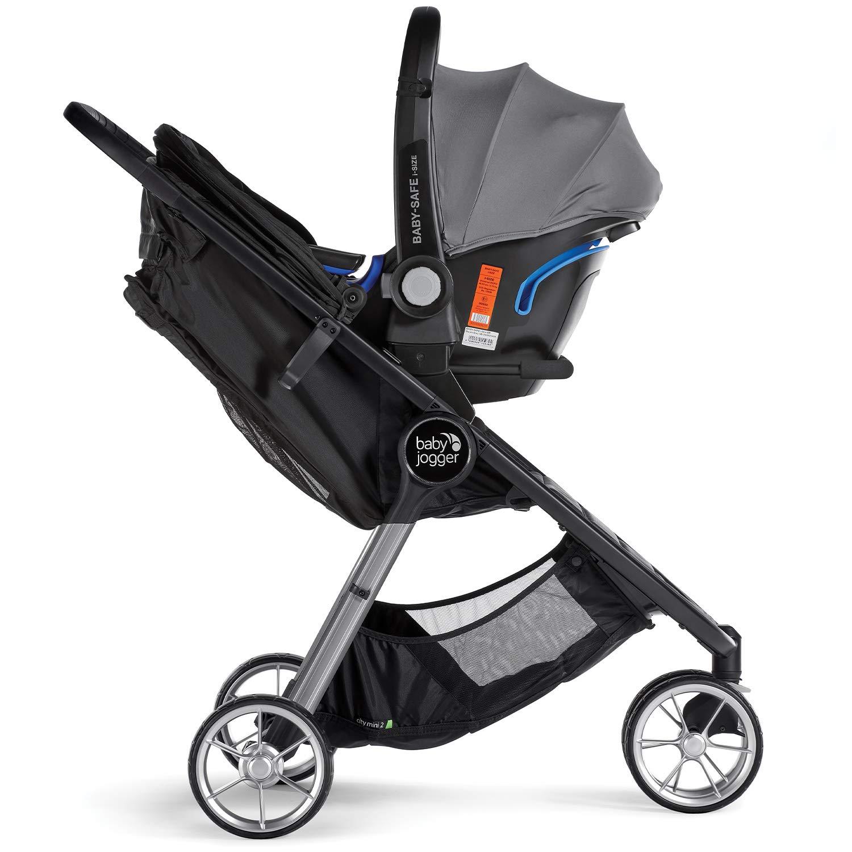 Baby Jogger City Mini/2 Kinderwagenadapter f/ür Die Babyschalen Britax Babysafe I-Size